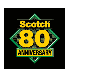 Logo Scotch 80 Anniversary